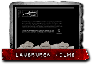 Lausbuben Films Website